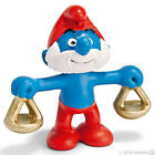 SCHLEICH 20726 Astrology Zodiac LIBRA PAPA SMURF RETIRED Smurfs Scales Horoscope