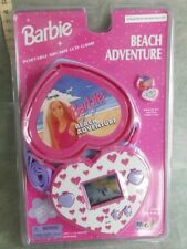 "Barbie Beach Adventure Game Play Electronics MATTEL "" Vintage "" toys original"