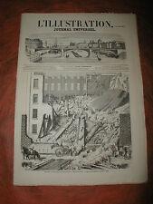 L'illustration n°769...21 novembre 1857 ...