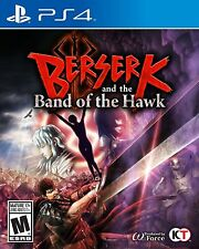 PS4 Berserk and the Band of the Hawk *US Version *US Seller