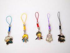 New Nura: Rise of the Yokai Clan Set of 5 Cell Phone Charms Free Shipping (G)%