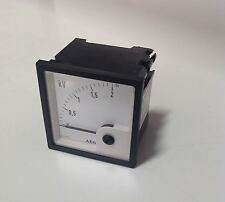 AEG 0-2KV ANALOG PANEL METER PQ 72K