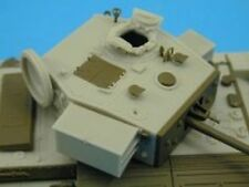 1/48th Accurate Armour British Cromwell Late turret fittings and cupola set