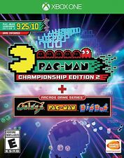 Pac-Man Championship Edition 2 + Arcade Game Series (Xbox One)