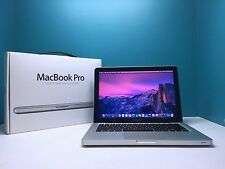 MacBook Pro 13 Laptop Pre Retina OSX 2016 8GB / 1TB SSD Hybrid - 1 Year War