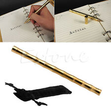 New Pocket Multifunctional Brass Ball Pen Camping Tactical Tool Outdoor Survival
