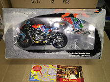 1:12 MINICHAMPS YAMAHA 2007 ASSEN V. ROSSI NEW SEALED IN BOX VERY RARE