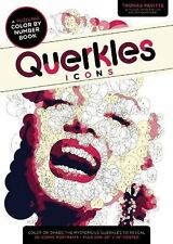Querkles: Icons by Thomas Pavitte (2015, Paperback)
