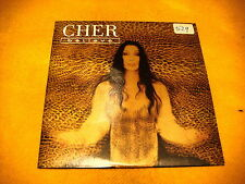 Cardsleeve Single CD CHER Believe 2TR 1998 pop