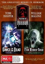 Masters Of Horror - Dance Of The Dead / Fair Haired Child (DVD, 2006)