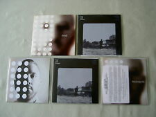 CITY AND COLOUR job lot of 5 promo CDs The Hurry And The Harm Lover Come Back