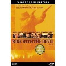 RIDE WITH THE DEVIL DVD DRAMA MIT SKEET ULRICH NEU