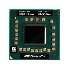 AMD Phenom II x3 P860 HMP860SGR32GM 2GHz 1.5MB s1 LP Laptop CPU 1pc