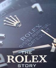 LIVRE NEUF : THE ROLEX STORY (montre de collection,watch,watches,guide)
