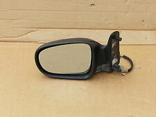 FORD GALAXY MK2  2000-2006 PASSENGER SIDE ELECTRIC HEATED WING MIRROR IN BLUE