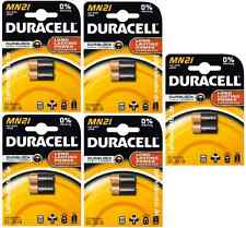 10x Batterie A23 MN21 Duracell Security DURALOCK 12V MHD_2020 - 5x 2er Blister