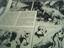 news item film props 1939 man made monsters dinosaus elephants fighters