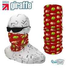 G-522 Xmas sprouts bacon Headgear Neckwarmer multifunctional Bandana Headband