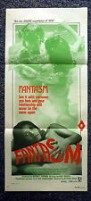 FANTASM Original 1970s DB Movie Poster Uschi Digard, John Holmes, Candy Samples