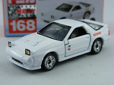 Mazda RX-7 FC3S Initial D weiss, Takara Tomy Dream Tomica #168, 1/61