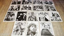 mick jagger NED KELLY rolling stones  20 photos cinema lobby cards 1970 western