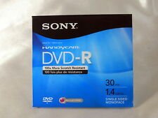 Sony Mini DVD-R Camcorder Disc Rewritable 1.4 GB 5111062