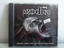 CD ALBUM PRODIGY Music for the jilted generation 7243 8 39813 2 8