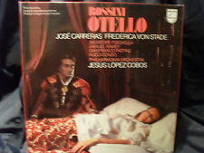 G. Rossini - Otello / Carreras/Lopez-Cobos    3 LP-Box