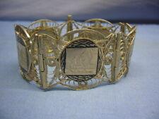 schönes altes Armband Silber Arabien Orient mit orientalischen Grawuren (11a)