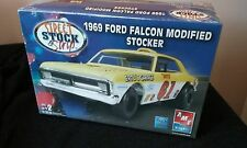 AMT 1969 Ford Falcon Modified Stocker Car Model Kit #38535 SEALED