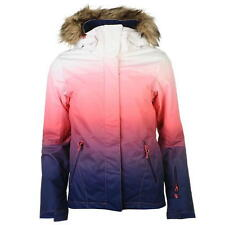 Roxy Jet Ski Gradient Ski Jacket Ladies SIZE 14(L) REF 4704*