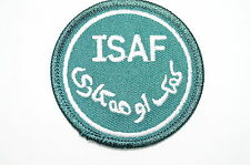 Canadian Forces ISAF Green Afghanistan Patch Insignia Small