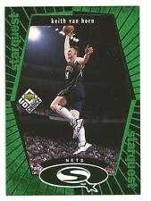 1998-99 UD Choice StarQuest Green #SQ17 Keith Van Horn