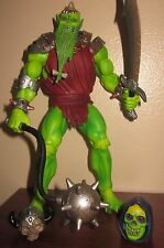 DEMO-MAN Masters of the Universe Classics 100% Complete Skeletor's origin He-Man