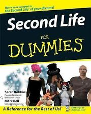Second Life For Dummies (For Dummies (ComputerTech))