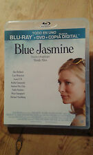 Como nuevo DVD+BLU-RAY+COPIA DIGITAL  película BLUE JASMINE, Item For Collectors