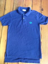 Vtg Nantucket Murray's Toggery Shop Embroidered Polo Collared Preppy Shirt M USA