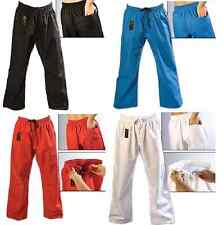 New - Martial Arts Karate MMA Combat GI Uniform Pants All colors and Sizes