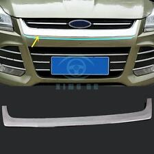 ABS Chromed Front Grille U-style Decorative trim For Ford Escape/Kuga 2013-2016