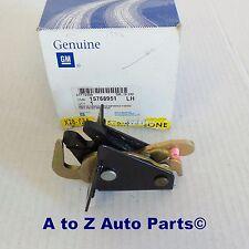 NEW 1996-2003 Chevrolet S10,GMC Sonoma 3rd Door LOWER BOTTOM DOOR LATCH ,OEM GM