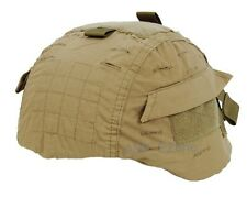 Airsoft Helmet Cover for MICH 2000 Ver2 Helmet Coyote Brown