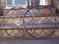 Vintage Mavic CXP21 hubs Shimano Ultegra 6500  wheelset vgc