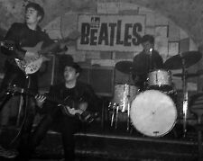 "Beatles at The Cavern Club 10"" x 8"" Photograph no 4"