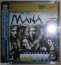 MANA MTV Unplugged DVD AUDIO SEALED w/OBI OOP