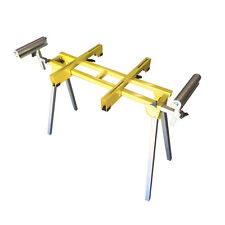 "Foldable Miter Saw Stand with 40"" long Material Support - T5000"