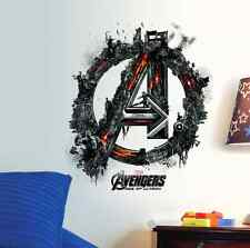 3D A The Avenger Captain America Wall sticker wall decals for Kids room decor uk