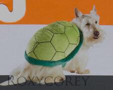 Halloween Green Turtle Rider Pet Dog Costume Size Small/Medium NWT