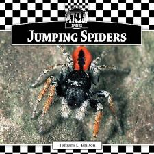 Jumping Spiders (Checkerboard Animal Library: Spiders Set I)-ExLibrary