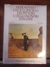 DIZIONARIO ENCICLOPEDICO PITTORI E INCISORI ITALIANI VOL 10 DEL 1983