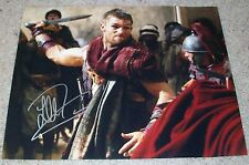 LIAM MCINTYRE SIGNED AUTOGRAPH SPARTACUS 11x14 PHOTO E w/EXACT VIDEO PROOF